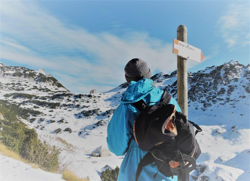 Abbigliamento escursionismo invernale