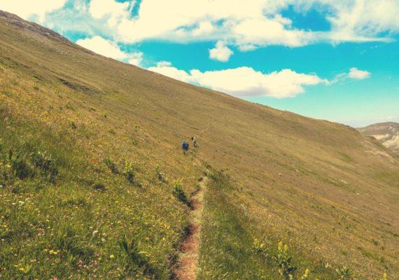 sentiero Monti Sibillini