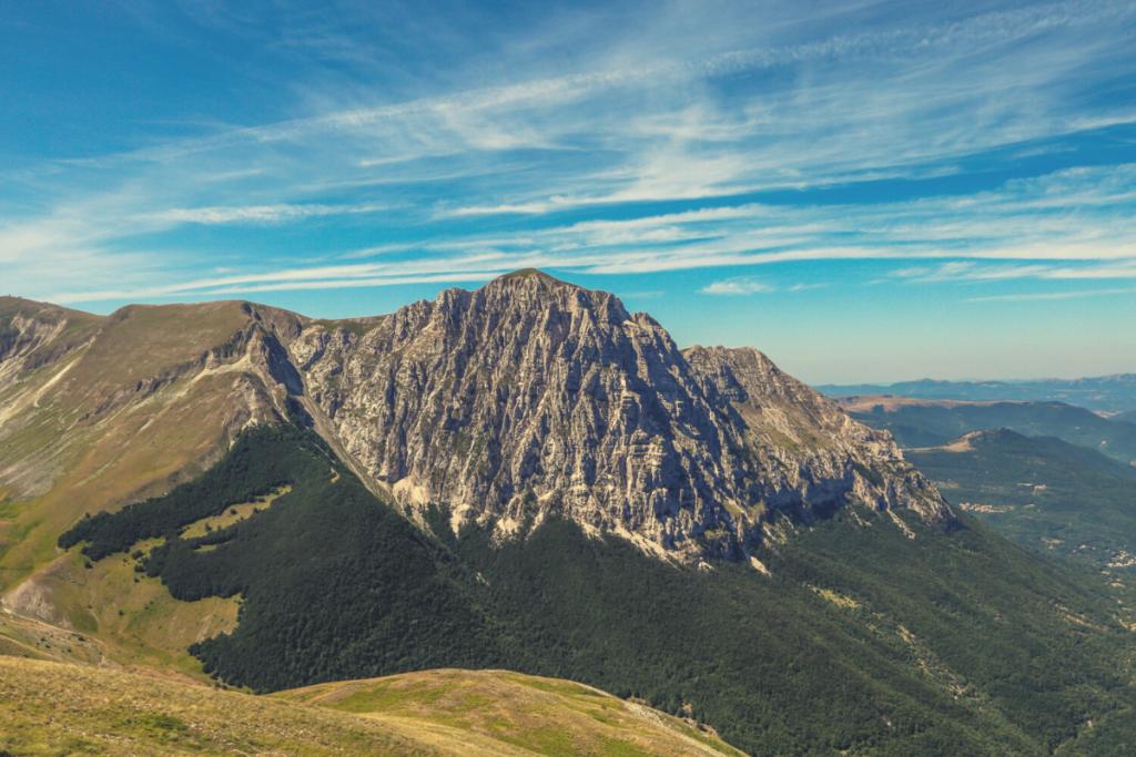 Monti azzurri Monti Sibillini
