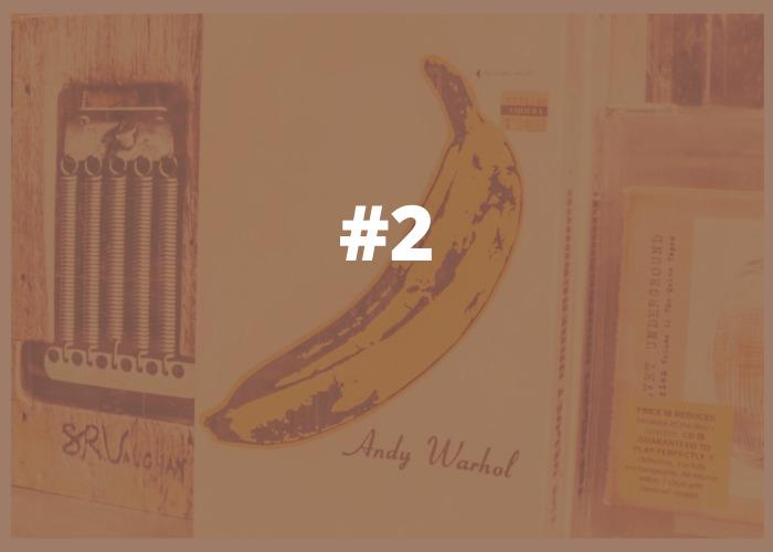 banana andy warhol